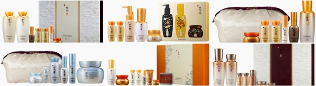 Sulwhasoo Gift Sets, Holiday Moments, sulwhasoo, skincare, korea skincare