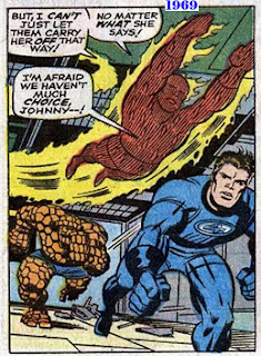 Fantastic Four 82 Inhumans