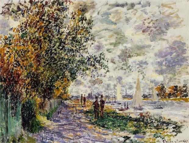 Art & Artists Claude Monet - Part 8 1875 1876