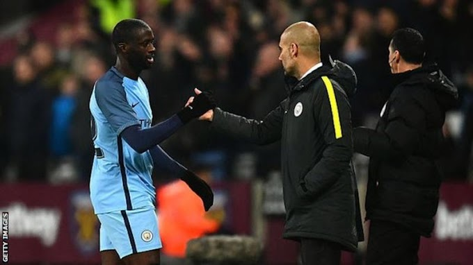 Yaya Toure: Man City midfielder rejects £430,000-a-week move to China