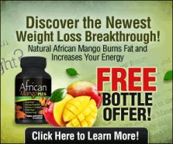african mango, body weight, placebo