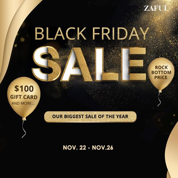 Zaful sale black friday
