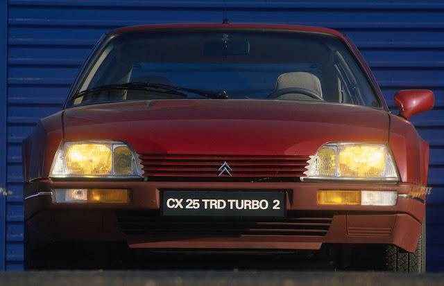 CX 25 TRD 2