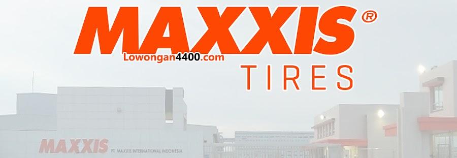 Lowongan Kerja PT. Maxxis International Indonesia GIIC Cikarang