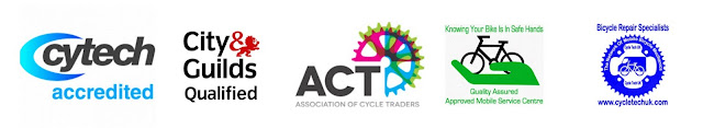 Bicycle Mechanic Nationally Recognised Accreditation