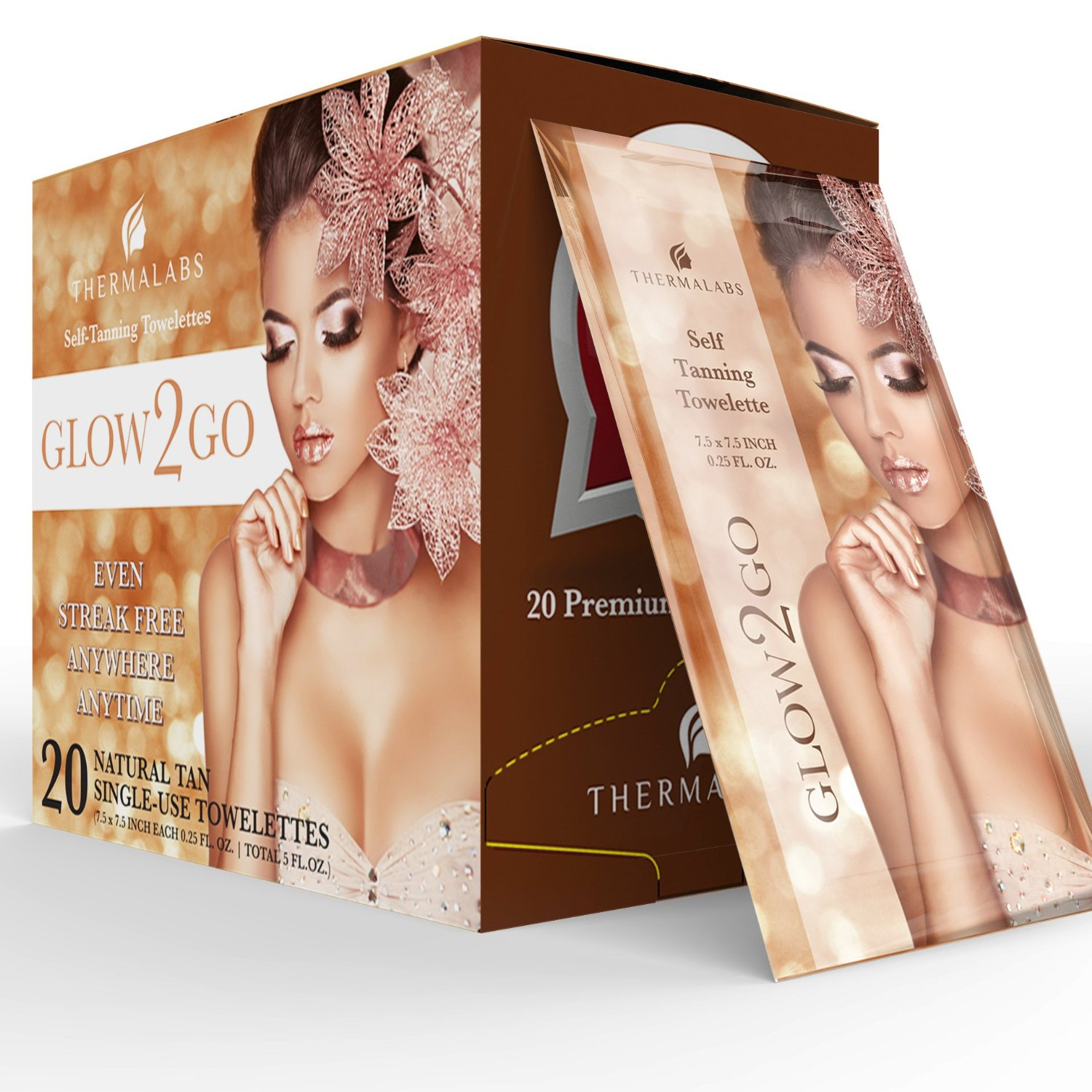 Win a Box of Glow2Go from Thermalabs in the Be Our Valentine Giveaway Hop! Ends 2/6 #RWMevent