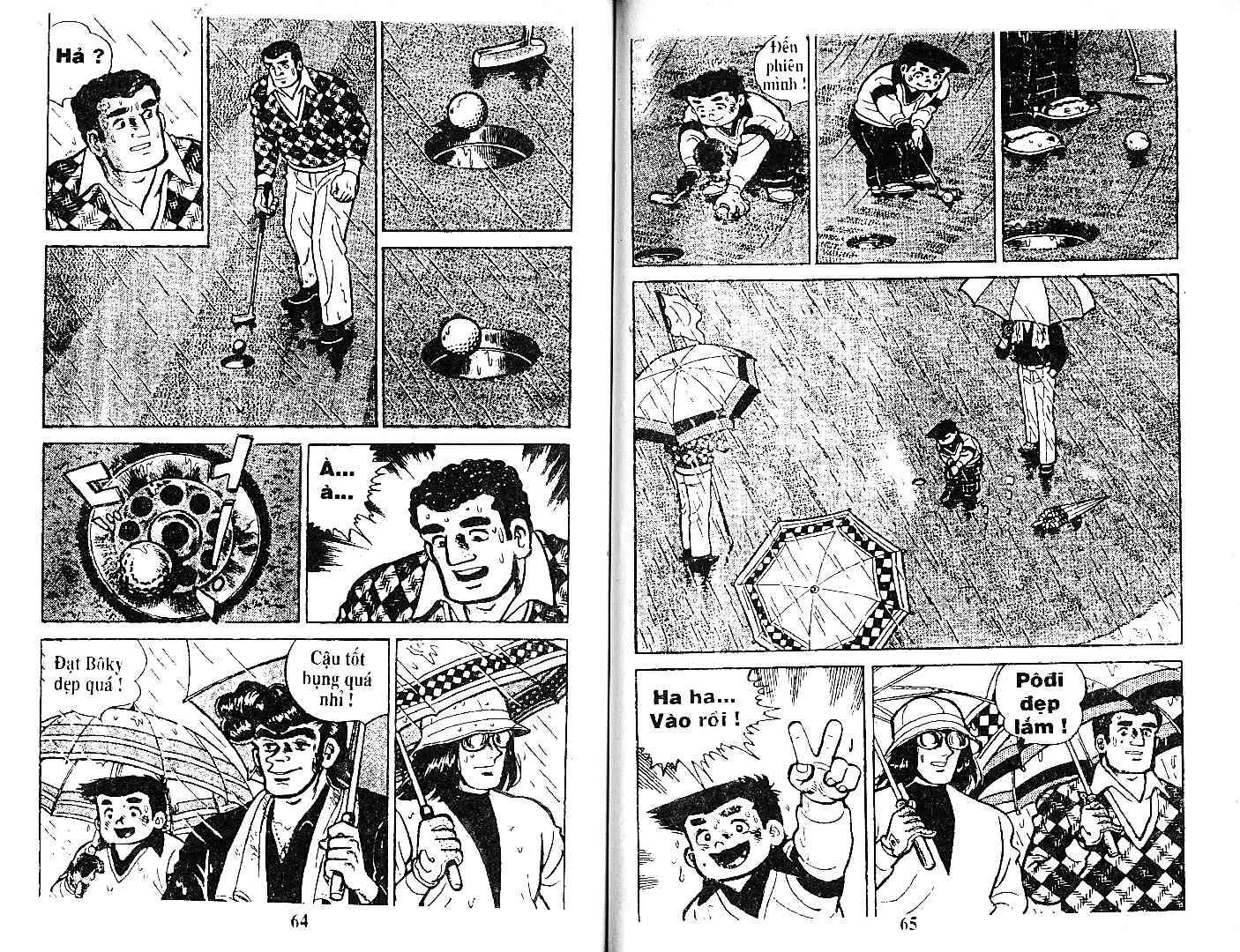 Ashita Tenki ni Naare chapter 27 trang 31