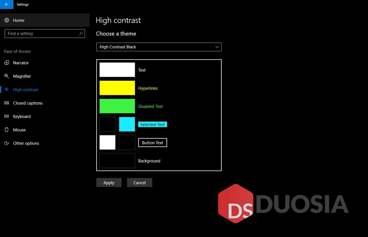 Mengaktifkan Dark Theme Pada Keselurahan Desktop Windows