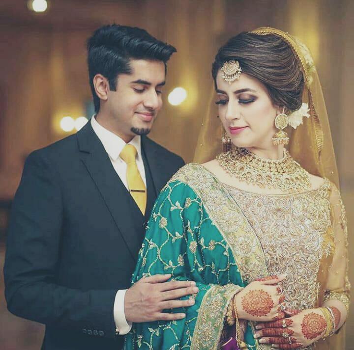 Beautiful Married Couple