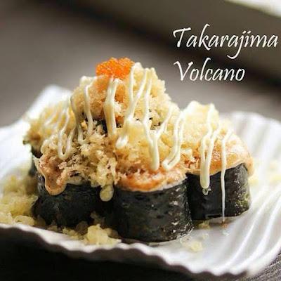 Takarajima Sushi Margonda Depok