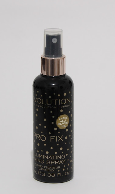 Fijador de maquillaje Pro Fix Makeup Revolution