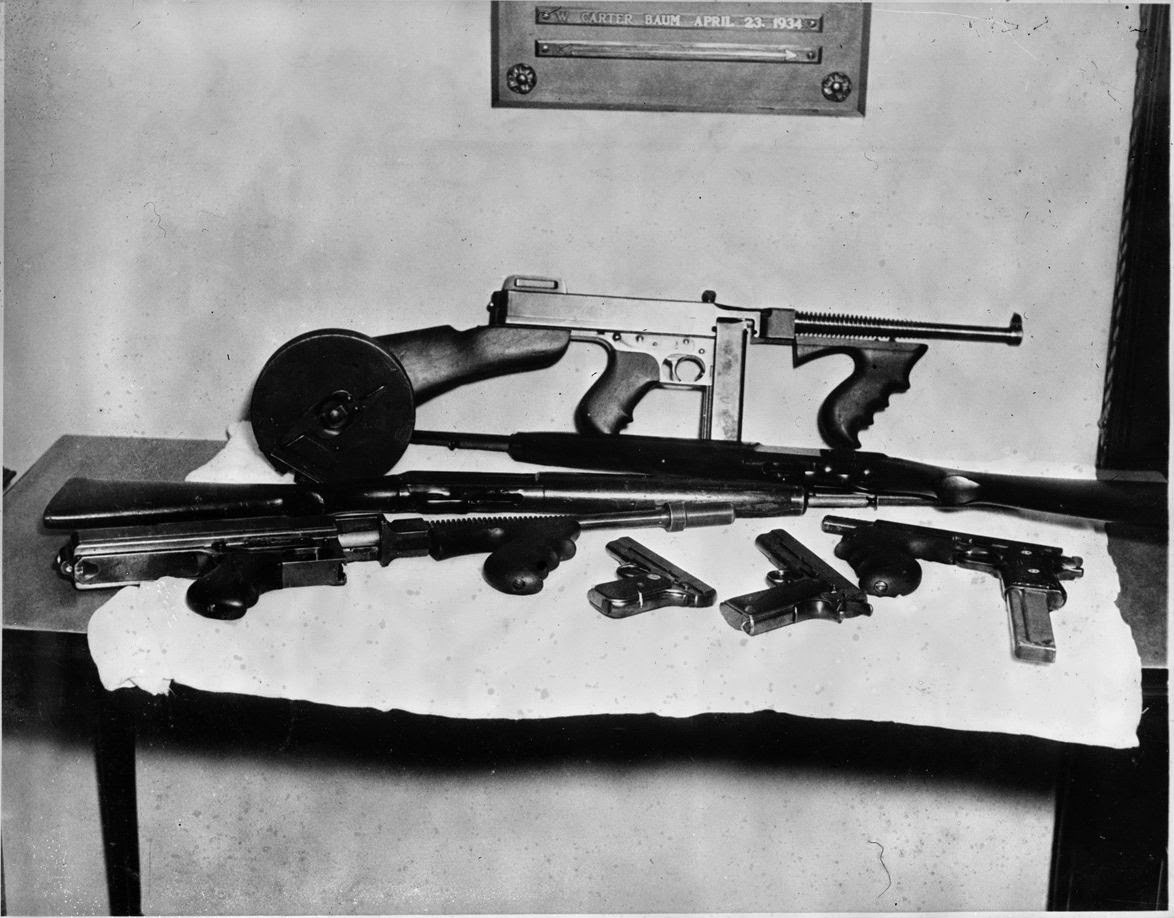 Tincanbandit S Gunsmithing History S Most Notorious Guns
