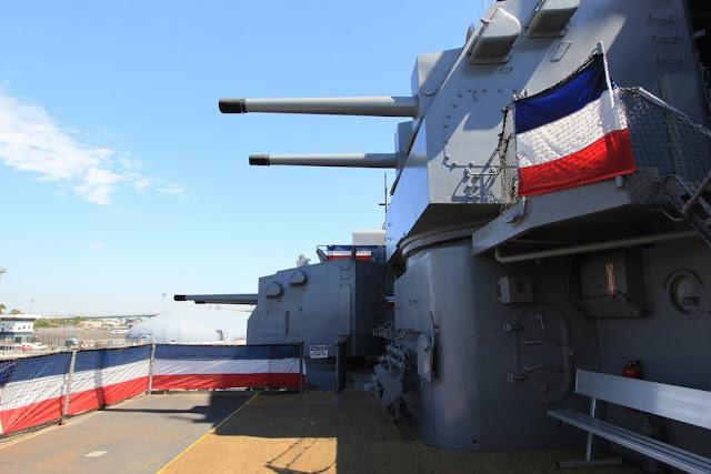 USS Iowa turret explosion