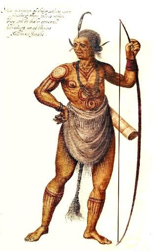 Did People Actually Wear These Things: What Did The People Of The Powhatan Tribe Wear?: What Did