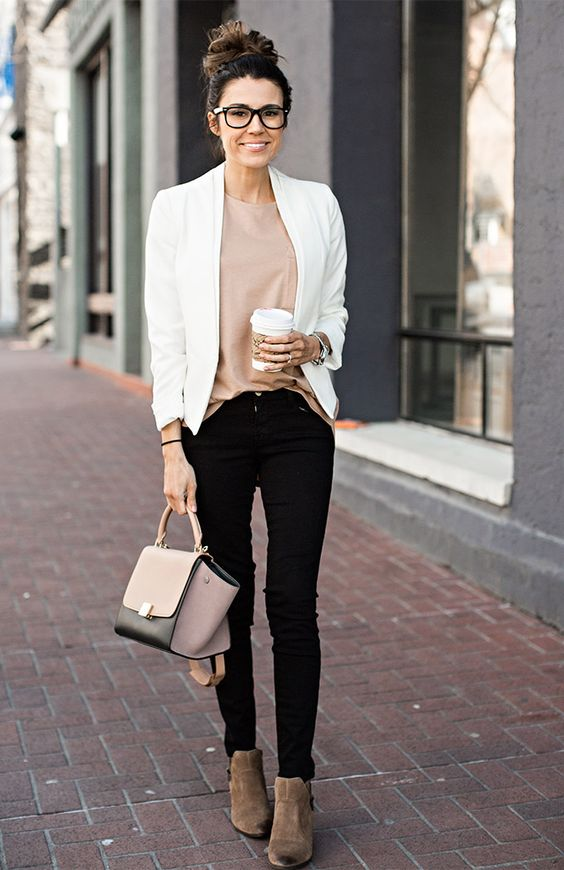 Outfits Club: 25+ Awesome Casual Office Attire to Try Right Now