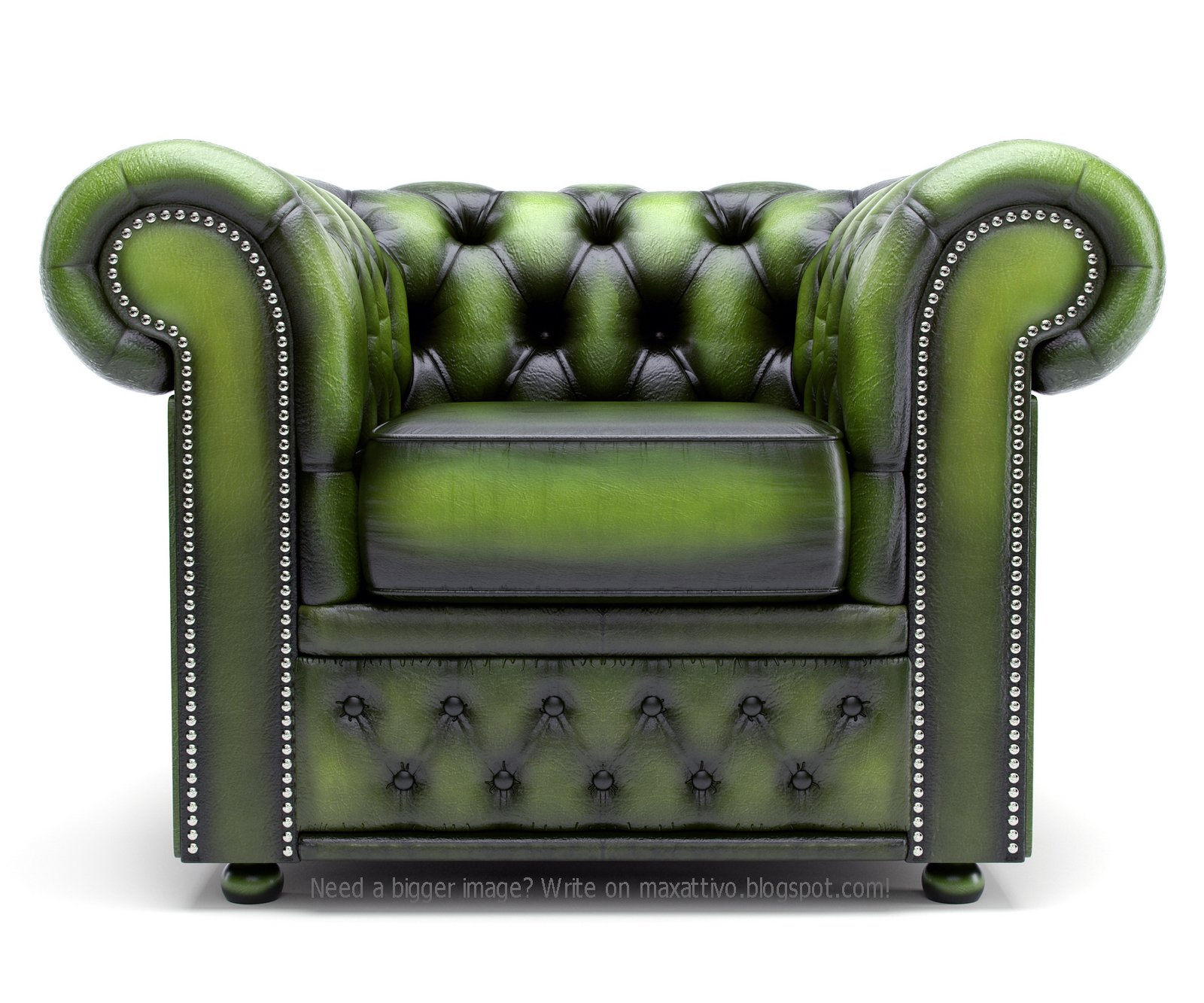 Green chesterfield armchair | Mobilier, Interieur