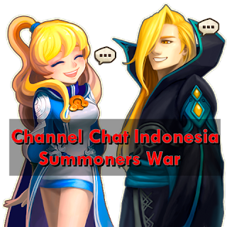 Channel Chat Indonesia Summoners War
