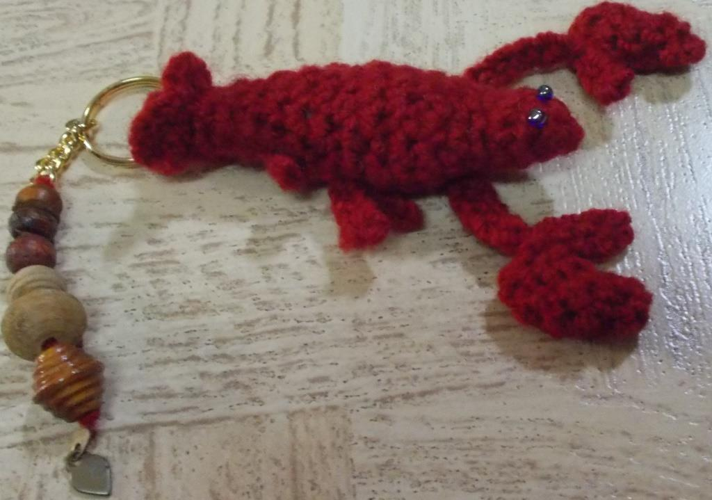 Sweet Nothings Crochet Amigurumi Lobster Lion And Dolphin