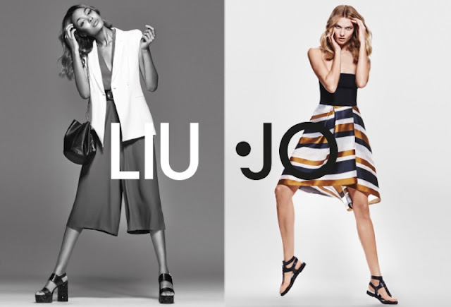 Liu Jo Spring/Summer 2016 Campaign featuring Karlie and Jourdan