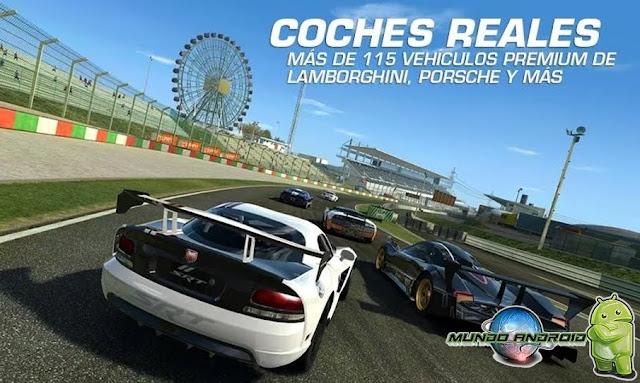 Jugabilidad de Real Racing 3
