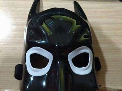 蝙蝠俠面具