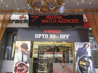 Madina Watch Agencies Nellore
