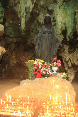 Perjalanan Rohani Gua Maria Tritis, Gunung Kidul