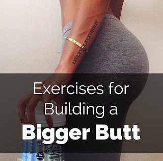 Bigger Butt Building Workout Training with Hip Thurst