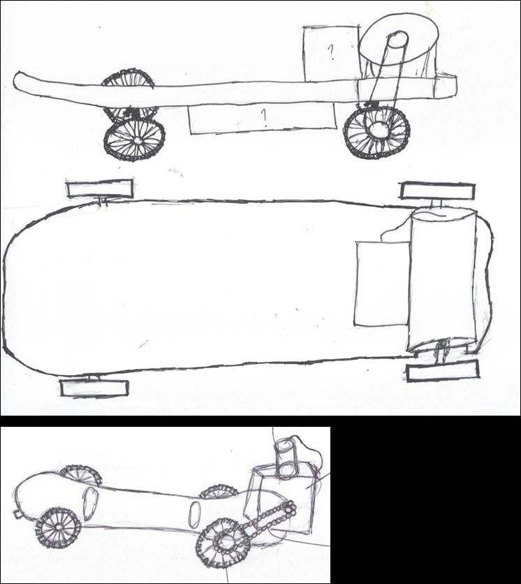 Motorised Skateboard
