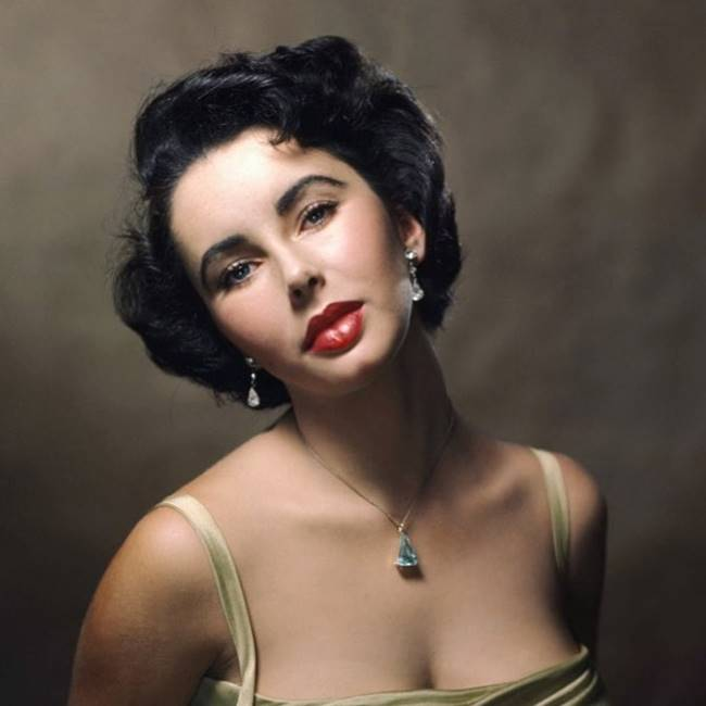 Elizabeth Taylor look like in the 21st century