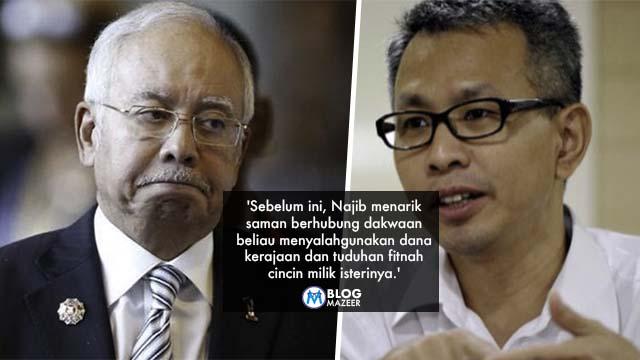 Saman Fitnah 1MDB Terhadap Tony Pua Ditarik Balik