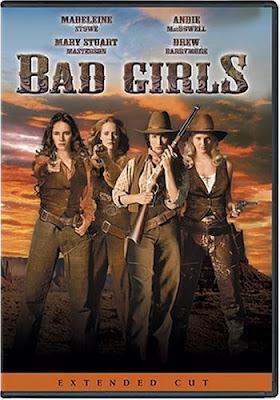 Sinopsis Film Bad Girls (1994)