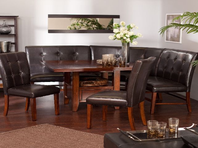 More than 50 unique dining table area design for small for Small area dining sets