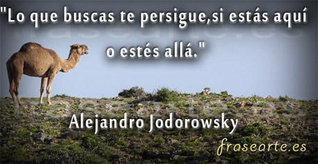Frases famosas de Alejandro Jodorowsky