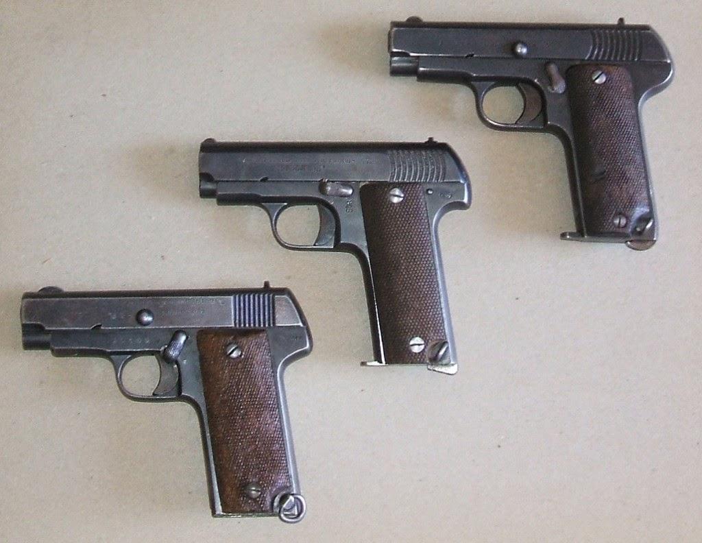 Pistola mod eibar o eibarresa armas de fuego - Pistolas para lacar ...