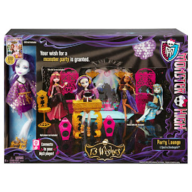 MH 13 Wishes Spectra Vondergeist Doll