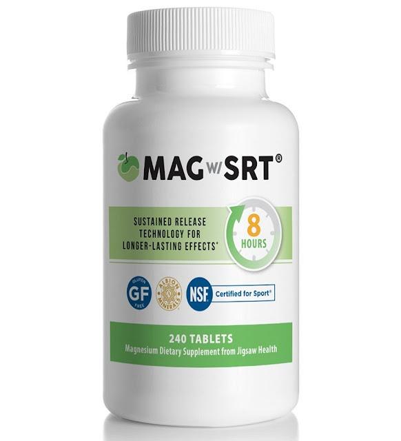 Magnesium Vitamin pill