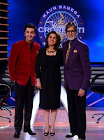 Ranbir Kapoor Replace Amitabh Bachchan as the host of KBC 9