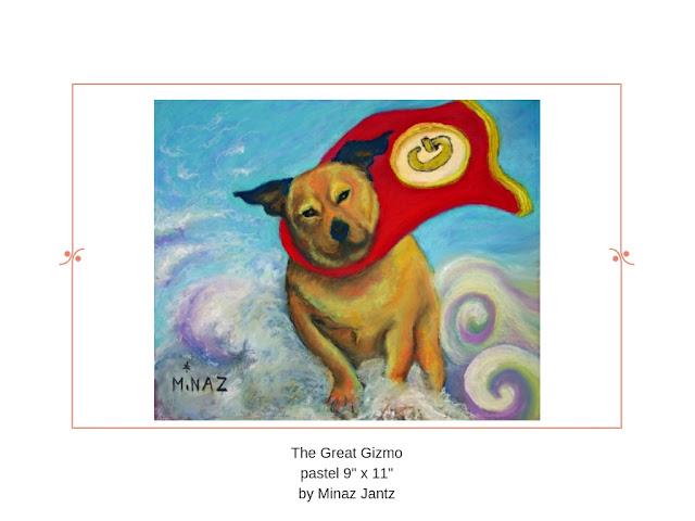 The Great Gizmo by Minaz Jantz