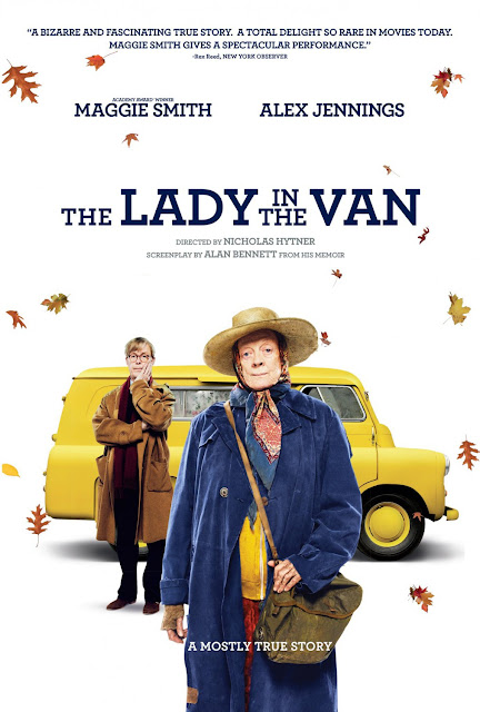 The Lady in the Van (2015) ταινιες online seires oipeirates greek subs