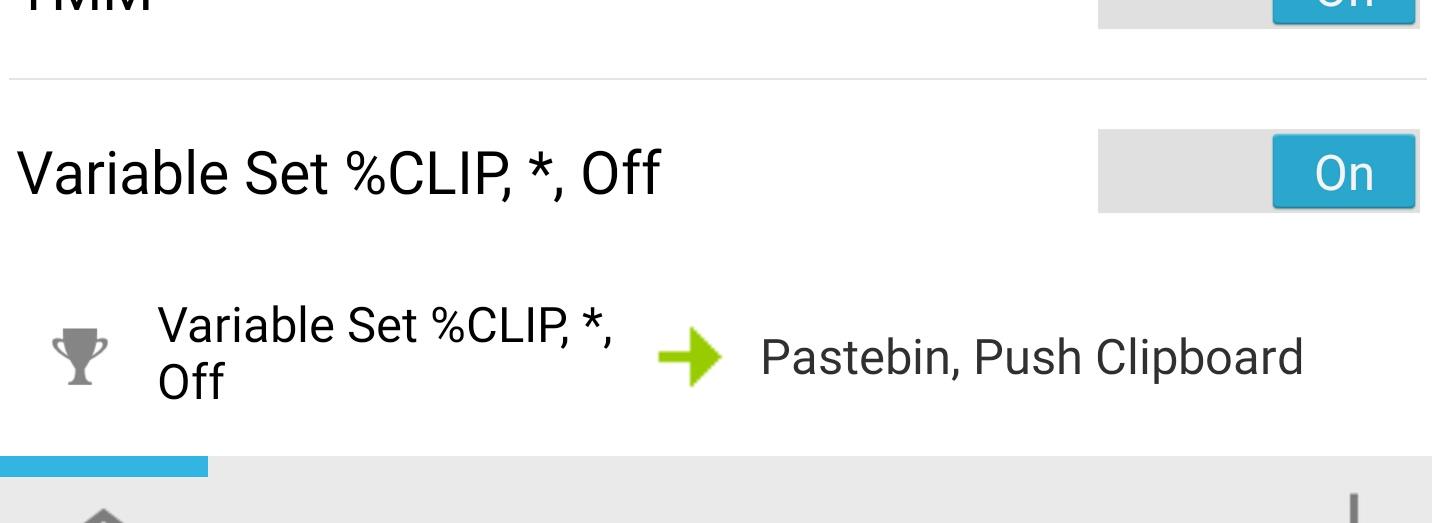 Pastebin and Tasker - An Automatic Clipboard     - Ben's Journal