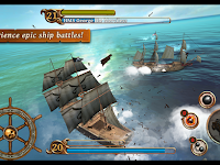 Ships of Battle Age of Pirates MOD APK Terbaru 1.30 (Unlimited Coins)