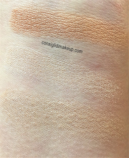 radiance palette makeup revolution swatches