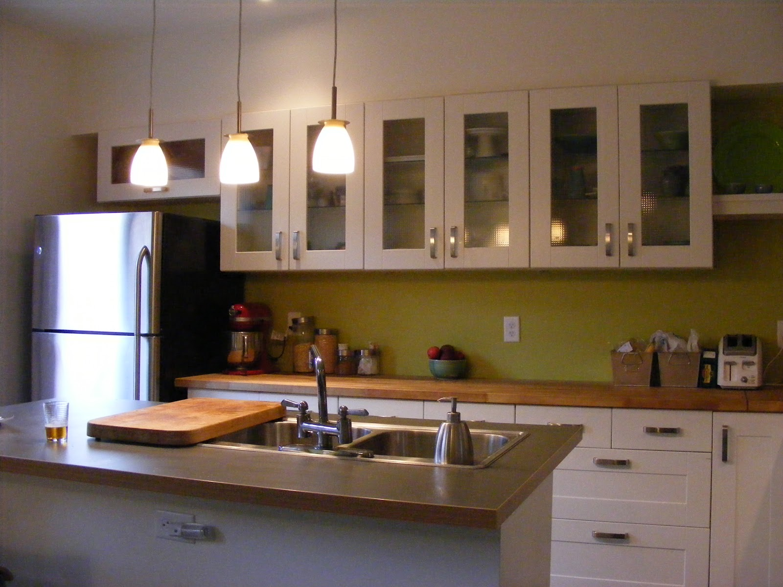 Small IKEA Kitchen Cabinets Ideas