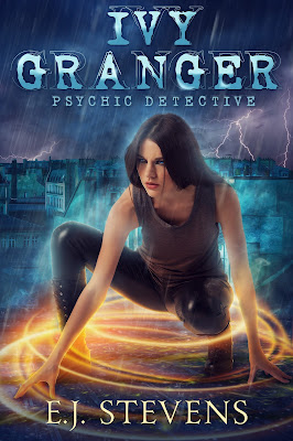 Ivy Granger Psychic Detective Box Set Urban Fantasy