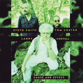 Larry Coryell, Steve Smith, Tom Coster - 1998 - Cause And Effect