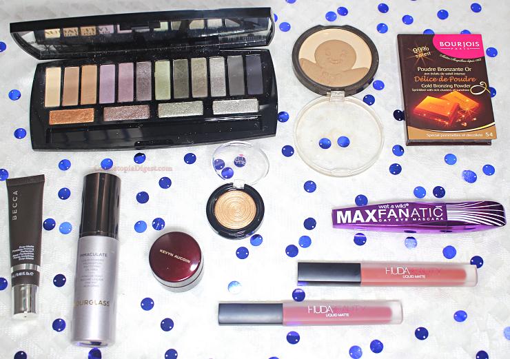 Makeup and skincare favourites November 2016.