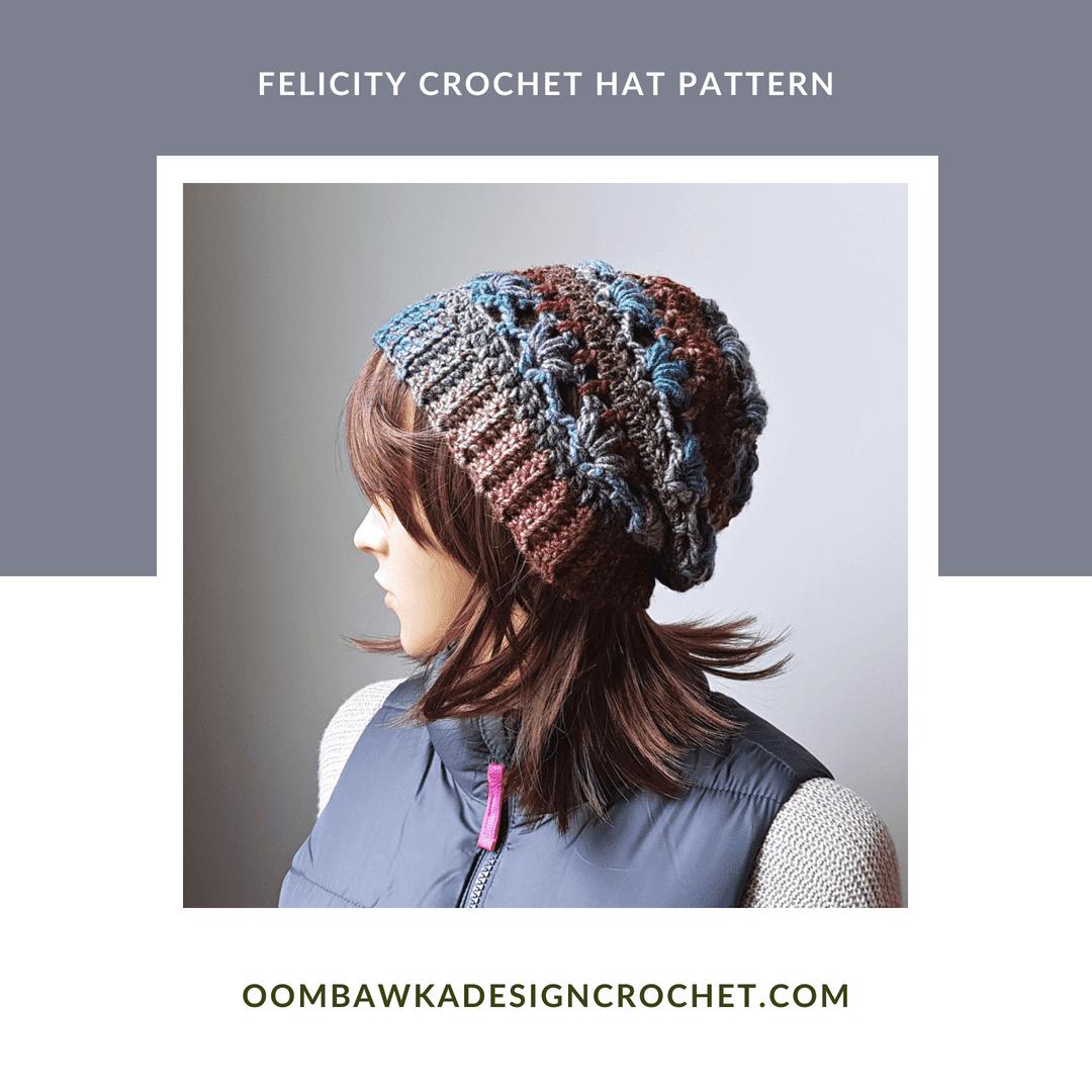 5e5972538 Top 22 Free Crochet Hat Patterns