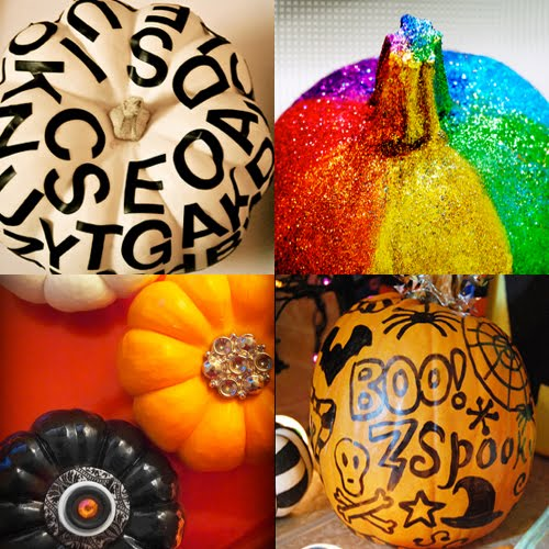12 SWELL Ways To Decorate A Pumpkin