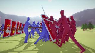 Υπό ανάπτυξη το Totally Accurate Battle Simulator